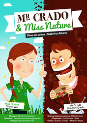 Mr Crado et Miss Nature
